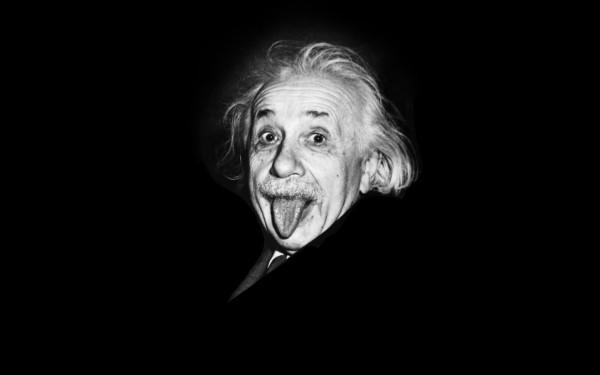 アインシュタイン画像